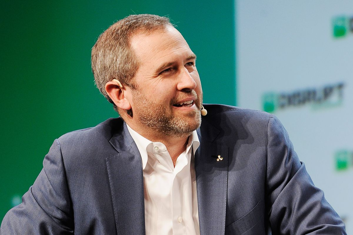 Brad Garlinghouse CEO Ripple Labs